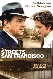 The Streets of San Francisco (1972) cover