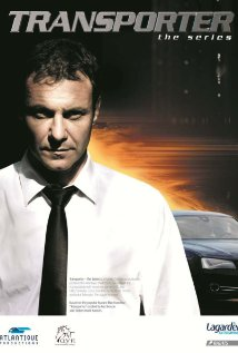 Transporter: The Series (2012) cover