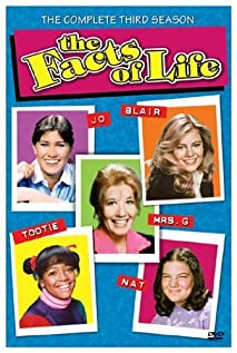 The Facts of Life (1979) cover