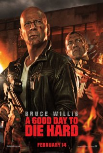 A Good Day to Die Hard (2013) cover