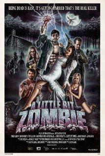 A Little Bit Zombie (2012) cover