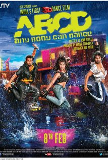 ABCD (Any Body Can Dance) (2013) cover