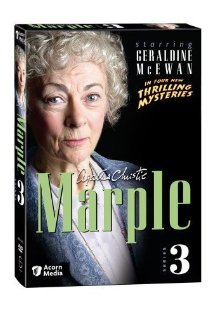 Agatha Christie Marple: The Body in the Library (2004) cover