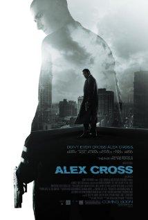 Alex Cross (2012) cover