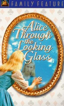 Alice Through the Looking Glass (1966) cover