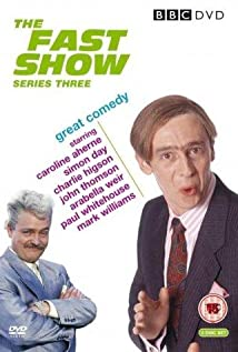 The Fast Show 1994 poster