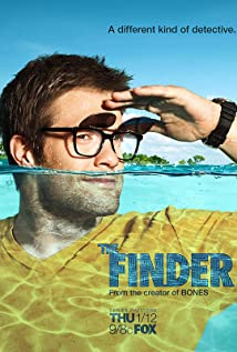 The Finder (2011) cover