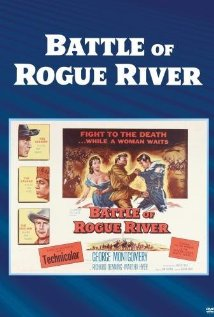 Battle of Rogue River (1954) cover