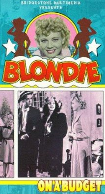 Blondie on a Budget (1940) cover