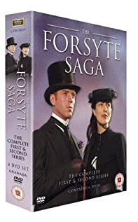 The Forsyte Saga (2002) cover