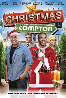 Christmas in Compton 2012 poster