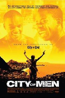 Cidade dos Homens (2007) cover