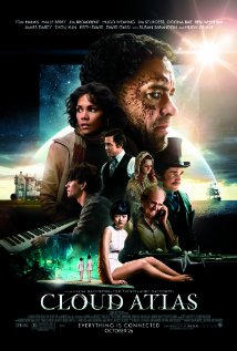 Cloud Atlas (2012) cover