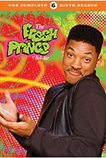 The Fresh Prince of Bel-Air (1990) cover