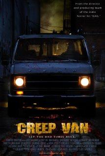 Creep Van (2012) cover