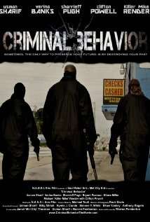 Criminal Behavior (2013) cover