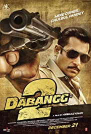 Dabangg 2 2012 poster
