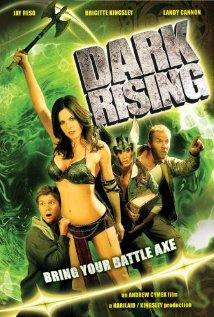 Dark Rising: Bring Your Battle Axe (2007) cover