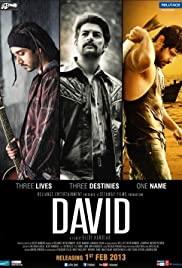 David (2013) cover