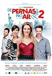 De Pernas pro Ar 2 (2012) cover