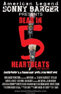 Dead in 5 Heartbeats (2013) cover