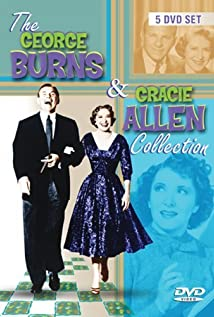 The George Burns and Gracie Allen Show (1950) cover