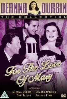 For the Love of Mary 1948 poster