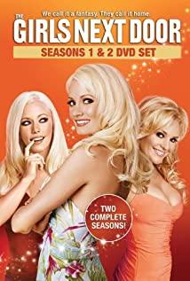 The Girls Next Door 2005 poster