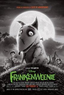 Frankenweenie (2012) cover