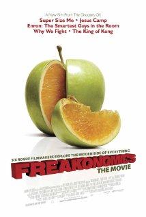Freakonomics 2010 poster