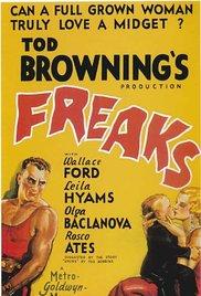 Freaks (1932) cover