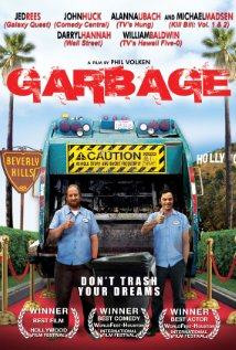 Garbage (2013) cover