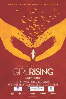 Girl Rising (2013) cover