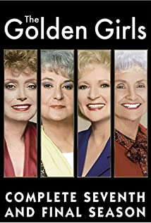 The Golden Girls (1985) cover
