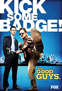 The Good Guys (2010) cover