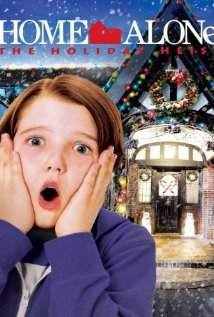 Home Alone: The Holiday Heist (2012) cover