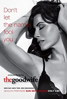 The Good Wife (2009) cover