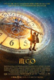 Hugo (2011) cover