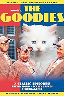 The Goodies 1970 poster