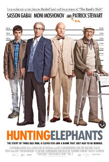 Hunting Elephants (2013) cover