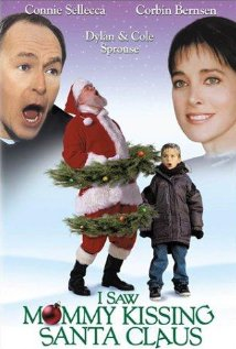I Saw Mommy Kissing Santa Claus 2002 poster
