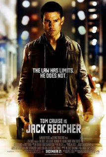 Jack Reacher (2012) cover