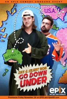 Jay and Silent Bob Go Down Under 2012 poster