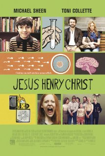 Jesus Henry Christ (2012) cover