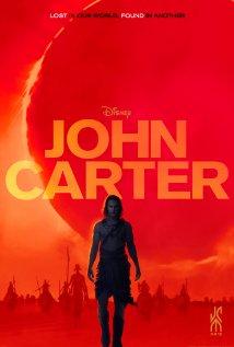 John Carter (2012) cover