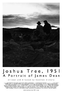 Joshua Tree, 1951: A Portrait of James Dean (2012) cover