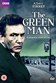 The Green Man 1990 poster