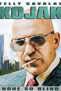 Kojak: None So Blind 1990 poster