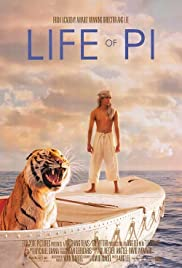 Life of Pi (2012) cover