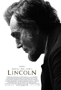 Lincoln (2012) cover